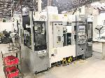 2012 Okuma-Howa 2SP-150H Twin Gantry Front Center