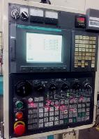 2005 Murata MW-120-GT Muratec Fanuc 18iT Control Close Up